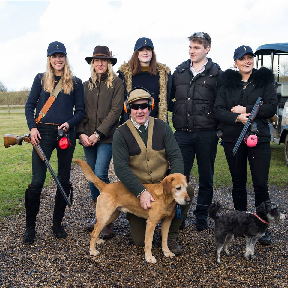 Wardfield's Diary: A Morning Of Country Style & Shooting